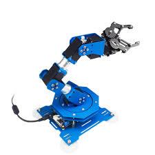 <b>New Arrivals 6DOF Mechanical</b> Robot Full Steel Bearing Arm Claw ...