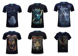 2017 <b>marvel 3d t-shirts for men</b>, high quality and unique personality ...