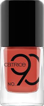 CATRICE <b>Лак для ногтей ICONails</b> Gel Lacquer, 10,5 мл, 90 Nail ...
