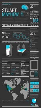 great examples of creative resumes   designrfix comdesignrfix comstuart  hew   resume