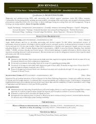 accounting resume sample resumes for accountants odlpco accounting clerk resume sample accountant resume examples for accounting