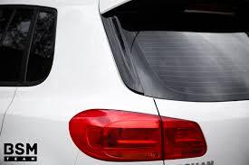 <b>Накладки на заднее стекло</b> для Volkswagen Tiguan – BSM – team