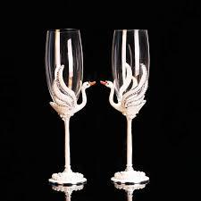 1 Pair Enamel Red wine <b>glass</b> Colorful <b>Lead free Champagne Glass</b> ...
