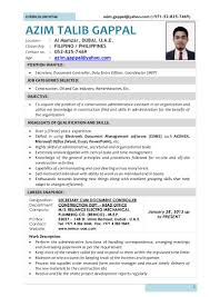 azim gappal resume