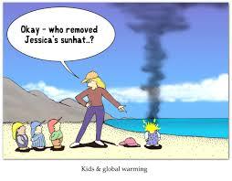 nz    Kids  amp  global warming     higher res version