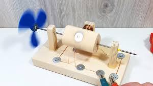Сделал <b>бесколлекторный электродвигатель</b> постоянного тока ...