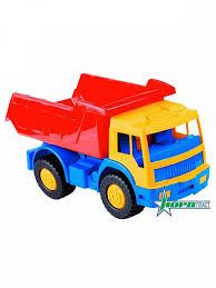 <b>Машина грузовик Зубр</b> 54см 058 <b>Нордпласт</b> - купить в Казани по ...