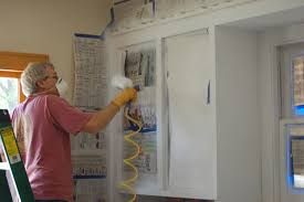Kitchen Cabinet Painting How To Painting Kitchen Cabinets