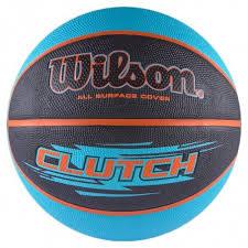 <b>Мяч баскетбольный Wilson CLUTCH</b> BBALL размер 7, резиновый ...