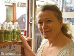<b>Marie-Brigitte</b> Danthony propose des insecticides naturels contre les <b>...</b> - 1243073