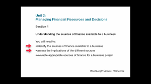 unit 2 managing financial resources and decisions mov unit 2 managing financial resources and decisions mov