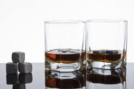 <b>Набор Whisky Style</b>: 2 бокала для виски и камни для виски