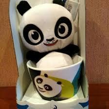 <b>Чашка</b> с игрушкой Панда – купить в Москве, цена 400 руб., дата ...