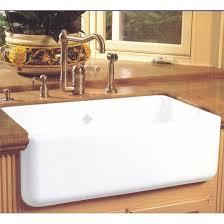 rohl rc3018 shaws original single bowl fireclay apron kitchen sink apron kitchen sink