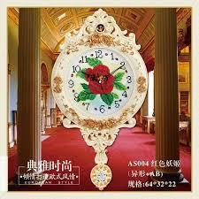 China <b>European Creative</b> Wall Clocks <b>Hot</b> Sale Luxury Diamond ...