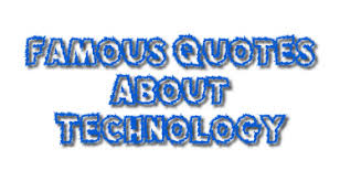 Quotes About Information Technology. QuotesGram