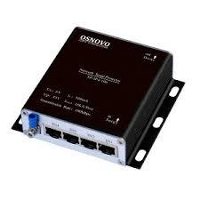 <b>OSNOVO SP</b>-<b>IP4</b>/<b>100</b> — <b>Устройство грозозащиты</b> для локальной ...