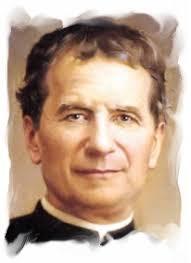 Znalezione obrazy dla zapytania Savio i Jan Bosco
