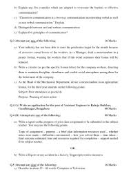maharashtra state board of technical education msbte sample msbte sample question paper for all branches of diploma in engineering and technology second semester subject communication skills 12012