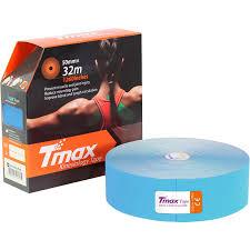 <b>Тейп кинезиологический Tmax 32m</b> Extra Sticky Blue 5 см x 32 м ...