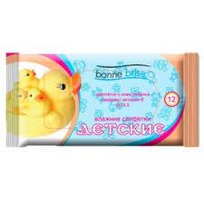 <b>Влажные салфетки Bonne</b> brise Детские | Отзывы покупателей