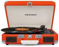 <b>Виниловый проигрыватель Crosley Cruiser</b> Deluxe CR8005D ...
