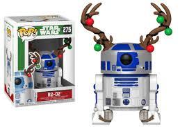 Купить фигурку «Фигурка Funko POP! Bobble: <b>Star Wars</b>: Holiday ...
