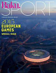 Baku - Sport Issue by Baku Magazine - issuu