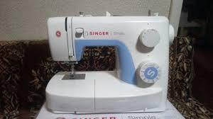 Обзор от покупателя на <b>Швейная машина Singer Simple</b> 3221 ...