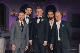Backstreet Boys Nick Carter's Santa Barbara, California Wedding ...