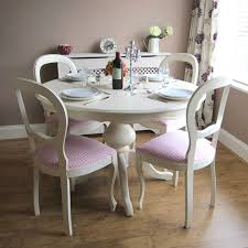 Shabby Chic Dining Room Furniture For Shabby Chic Table And Chairs Ebay Shabby Chic Dining Room