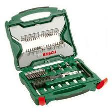 Набор бит и головок <b>Bosch X</b>-<b>Line</b> 2607019326, <b>54 предмета</b> ...