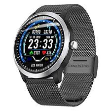 N58 ECG Sports Watch HRV Report Blood Pressure ... - Amazon.com