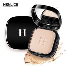 Косметика для макияжа HENLICS, <b>прессованная пудра для</b> лица ...