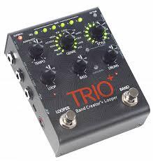 Купить Гитарный эффект <b>DIGITECH TRIO+</b> Band Creator+Looper ...