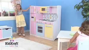 kidkraft kitchen pastel   x