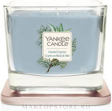 Yankee Candle Elevation <b>Coastal</b> Cypress - <b>Ароматическая свеча</b> ...