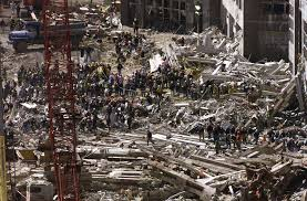 photos of and the days after rescue workers continue their search for survivors on the rubble of the destroyed world trade center