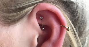 Ear Piercing Combinations That Look the Best