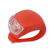 <b>Cycling</b> Rear light Red <b>Warning</b> Light 3 Modes Silicone <b>Bicycle</b> ...