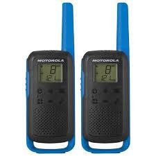 Купить <b>Рация Motorola Talkabout</b> T62 Blue/Black (2 штуки) в ...