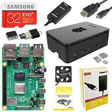 CanaKit Raspberry Pi 4 4GB Starter Kit - 4GB RAM ... - Amazon.com