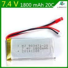 <b>Lipo Аккумулятор</b> 7,4 В 1800 мАч для <b>WLtoys</b> L959 L969 L979 ...
