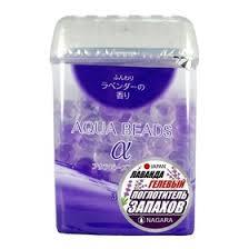Арома-<b>поглотитель запаха Nagara Aqua</b> Beads, гелевый, с ...