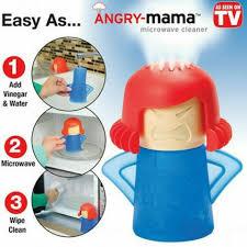 <b>Очиститель микроволновки</b> Angry Mama: 130 грн. - Товары для ...