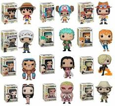 <b>One Piece Animation</b> Funko Pop Wave 1, 2 & 3 Characters Vinyl ...