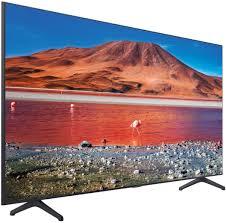 Обзор 43-дюймового <b>4K</b>-<b>телевизора Samsung</b> UE43TU7100UXRU