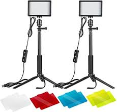 Neewer 2 Packs Dimmable 5600K USB LED Video ... - Amazon.com
