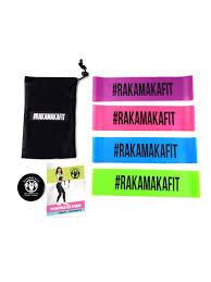 Набор Фитнес-Лент RAKAMAKAFIT 6984927 в интернет ...