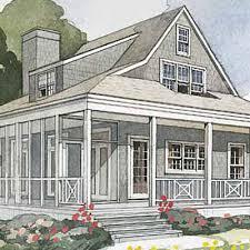 Nautical Cottage   Top House Plans   Coastal LivingPages